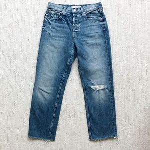 Trave   Constance Straight Tapered Jeans   27